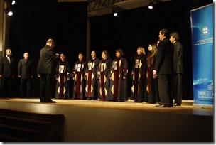 FOTO coro semana santa