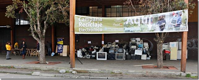 FOTO campaña de reciclaje 1