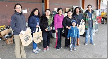 FOTO campaña de reciclaje 2