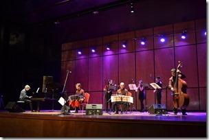 FOTO orquesta de tango