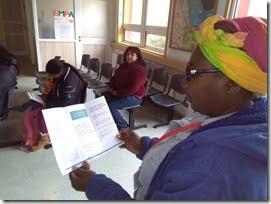 Laboratorio del Departamento de Salud del municipio de Villarrica crean  instructivo traducido al Kreyol