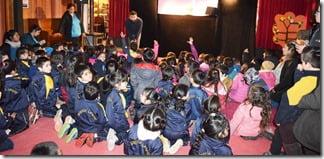 Municipalidad de Villarrica realiza entretenida actividad (1)