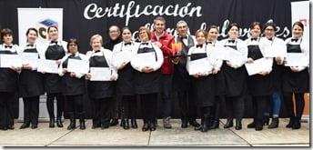 Exitoso cierre de Talleres Laborales en Villarrica (8)