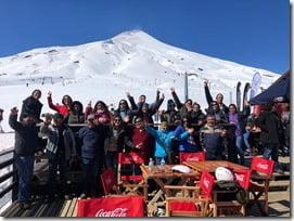 Familias rurales de Villarrica realizan interesante gira