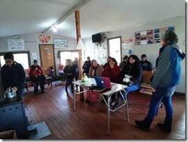 Salud Municipal marcando presencia en el sector rural de la comuna