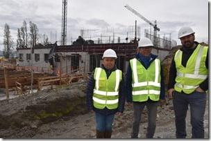 Avanzan obras del nuevo Hospital de Villarrica (3)