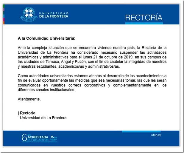 Comunicado-UFRO-Suspension-Actividades
