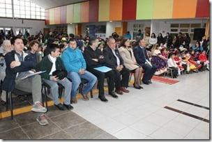 Escuela de Paillaco- mejoramiento anuncio