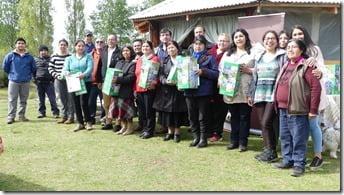 Vecinos rurales de Villarrica finalizan capacitaciones  (1)