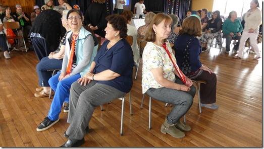 Adultos mayores de la comuna disfrutaron de entretenida jornada de esparcimiento (1)