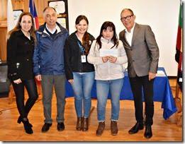 Vecinos de Villarrica reciben Fondo Concursable Municipal 2019 (2)