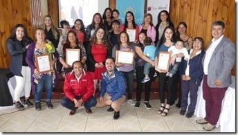 Mujeres de Villarrica se capacitaron  en emprendimiento (1)