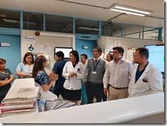 Visita Hospital de Angol