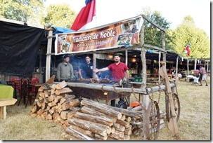 Muestra Costumbrista El Laurel de Cheillaco cierra el verano en Villarrica