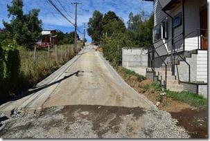 Pronta a finalizar pavimentación en Muñoz Meli