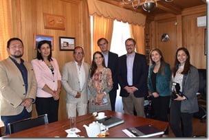 Vicepresidenta de la Junta Nacional de Jardines Infantiles compromete recursos para Villarrica (2)