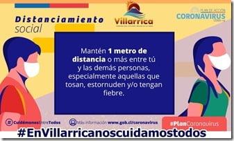 Municipalidad de Villarrica continúa entregando alimentos a la población más necesitada