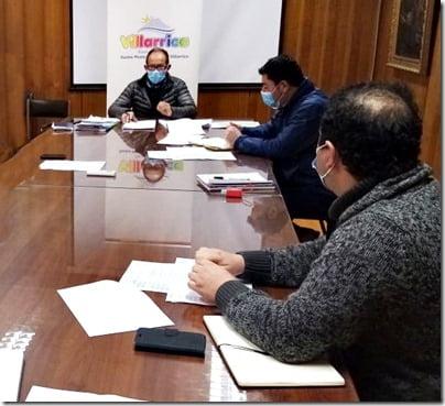 Alcalde Astete trabaja en importante cartera de proyecto junto a equipo de la Secplan Municipal (1)