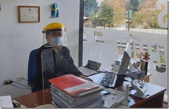 Axel Brinck-Director de Tránsito