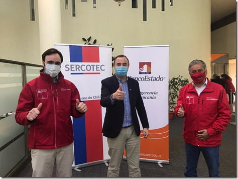 Reactívate Turismo Banco Estado Punto Prensa