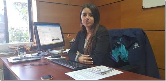 Carolina Ruíz, Directora Desarrollo Económico
