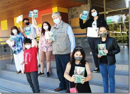 Se realiza cierre del Primer Taller Municipal de Escritura Creativa para niños y jóvenes de Villarrica (1)