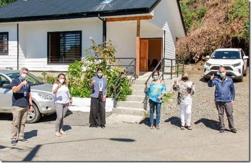 En Villarrica Gobernación de  Cautín lanza Fondo Social Presidente de La República 2021