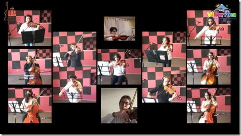 Orquesta Infanto Juvenil de la Municipalidad de Villarrica