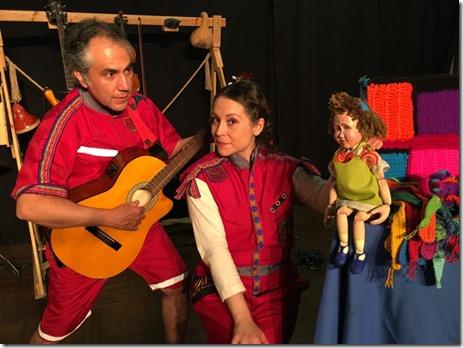 Concierto de lectura de la Compañía Ñeque Teatral (2)