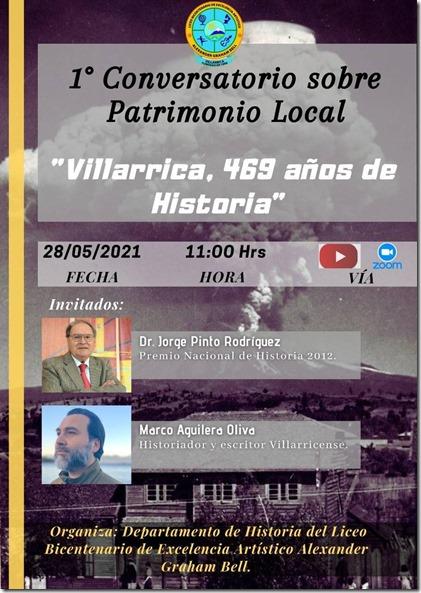 CONVERSATORIO PATRIMONIO LICEO AGB