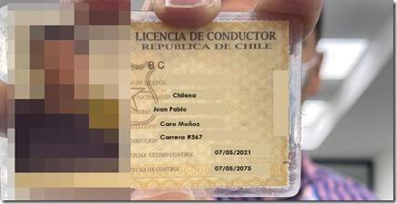 En redes sociales circula venta de Licencias Falsas de conducir