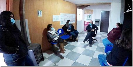 """Programa """"Quiero mi Barrio Segunda  Faja 2"""" inicia trabajo con dirigentes del sector (2) WEB"""