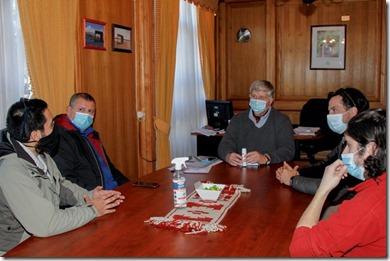 Municipio de Villarrica trabaja en plan de reforestación de la ribera del lago