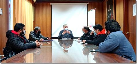 Municipio junto a  gremios del Comercio, Turismo, Artesanos y Pymes de Villarrica inician campaña para salir de cuarentena
