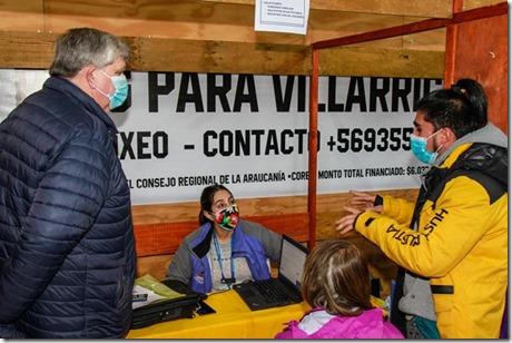 Seremi de Desarrollo Social y Municipalidad de Villarrica llaman a vecinos postular al IFE Universal (1)