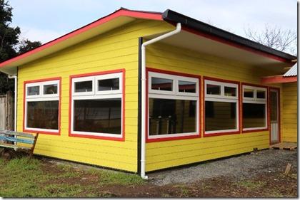 Nueva infraestructura beneficia a comunidad escolar