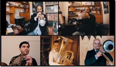 """THE BEATLES BRASS"" III Concierto Temporada Música de Cámara 2021"