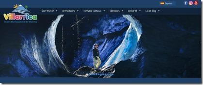 Una plataforma online que  invita a disfrutar y conocer Villarrica www.visitvillarrica