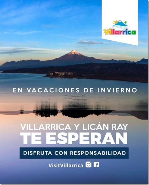 Villarrica Licán Ray