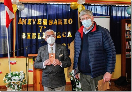 Biblioteca Municipal de Licán Ray celebra su 7mo Aniversario  (5)