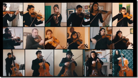 Ensamble de Cuerdas de la Orquesta Sinfónica Universidad La Serena (1)